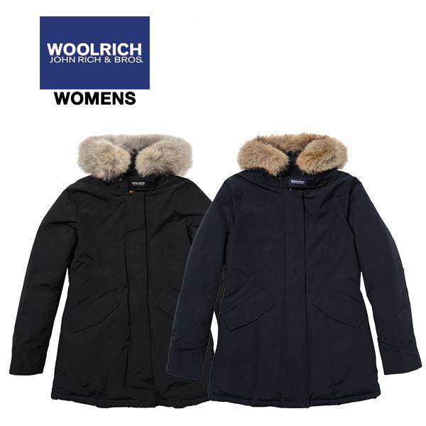 冬の本命 ウールリッチのアークティックパーカ ウールリッチ レディース アークティック パーカ ダウンジャケット Woolrich 送料無料 ARCTIC WW0098 ダウンコート ブラック 未使用品 PARKA ネイビー 1着でも送料無料