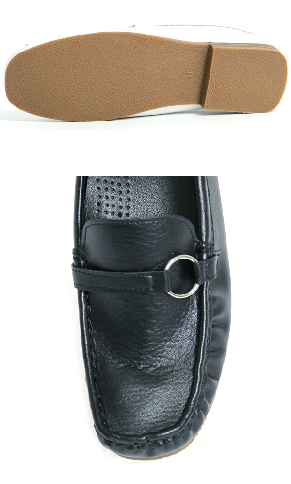 22171ede4551 Sabrina shoe shoes loafers sneakers belt half Sabrina flats business  4741041-5053