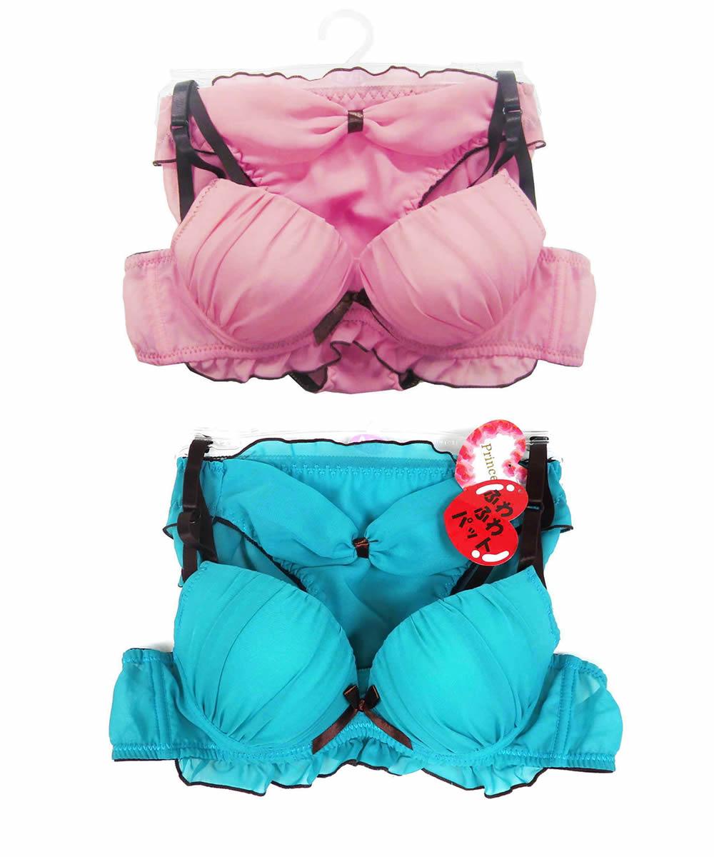 含胸罩&短裤安排松软的矫其纱胸罩&短裤面包日内衣电线的吊带可交换的女性内衣女士内衣内衣上下安排胸罩短裤安排4758228-9101