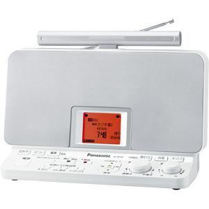 【納期約2週間】Panasonic パナソニック ラジオレコーダー RF-DR100W RFDR100