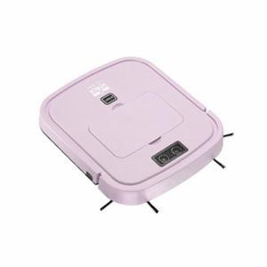 【納期約7~10日】Xrobot X3/P ロボット掃除機 「Xrobot SLIMINI」 ピンク