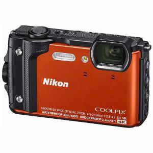 【納期約1~2週間】Nikon ニコン W300OR デジタルカメラ COOLPIX(クールピクス) W300(オレンジ) COOLPIXW300OR