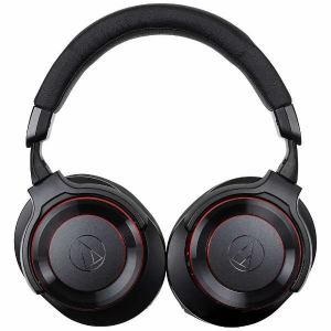 【納期約1~2週間】audio-technica オーディオテクニカ ATH-WS990BT-BRD Bluetooth対応ワイヤレスヘッドホン ブラックレッド ATHWS990BTBRD BRD