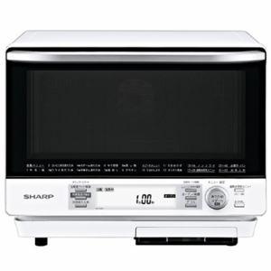 【納期約7~10日】RE-V100A-W SHARP シャープ 過熱水蒸気オーブンレンジ 31L ホワイト系 REV100AW