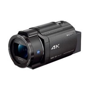 【納期約4週間】【お一人様1台限り】FDR-AX45-B【送料無料】[SONY ソニー]「Handycam(ハンディカム)」 デジタル4Kビデオカメラレコーダー ブラック FDRAX45B