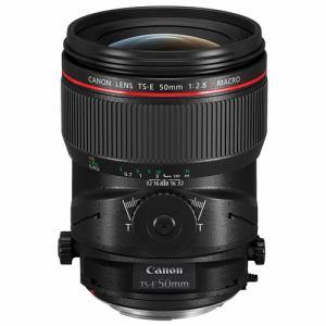 【納期約3週間】【代引き不可】TSE50F2.8LM canon キヤノン 交換用レンズ TS-E50mm F2.8L マクロ TSE50F28LM