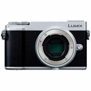 【納期約2週間】【お一人様1台限り】【代引き不可】DC-GX7MK3-S Panasonic パナソニック デジタル一眼カメラ「LUMIX GX7 MarkIII」ボディ シルバー DCGX7MK3S