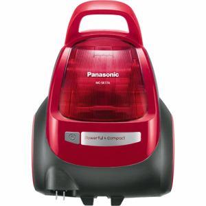 【納期約2週間】MC-SK17A-R Panasonic パナソニック サイクロン式掃除機 レッド MCSK17AR