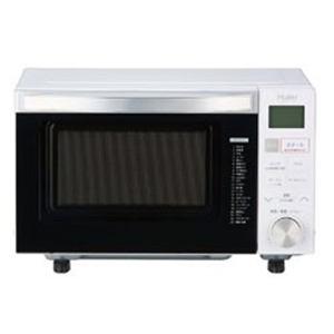 【納期約7~10日】JM-NFVH18A-W ハイアール オーブンレンジ 18L ホワイト JMNFVH18AW