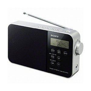 【納期約2週間】ICF-M780N【送料無料】[SONY ソニー]FM/AM/ラジオNIKKEI PLLシンセサイザーポータブルラジオ ICFM780N