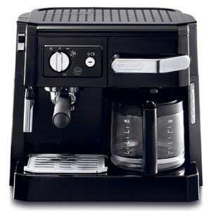 BCO410J-B ブラック【送料無料】デロンギ エスプレッソマシン兼用 コーヒーメーカー BCO410JB