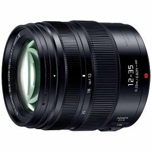 【お一人様1台限り】【納期約1~2週間】Panasonic パナソニック H-HSA12035 交換用レンズ LUMIX G X VARIO 12-35mm F2.8 II ASPH. POWER O.I.S.