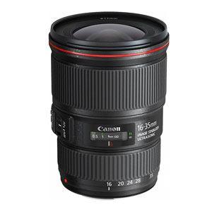 【納期約3週間】【お一人様1台限り】Canon キヤノン 交換用レンズ EF16-35mm F4L IS USM EF16-35F4LIS