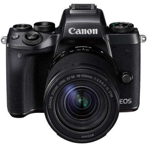 【納期約1~2週間】【お一人様1台限り】EOSM5-18150ISSTMLK 【送料無料】【代引き不可】[canon キヤノン] ミラーレス一眼カメラ EOS M5 EF-M18-150 IS STM レンズキット EOSM518150ISSTMLK