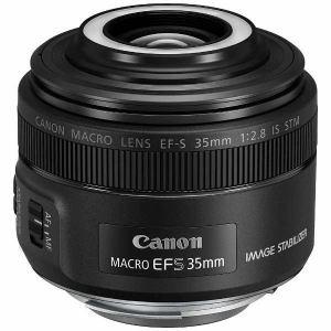 【納期約3週間】【お一人様1台限り】Canon キヤノン EF-S3528MISSTM 交換用レンズ EF-S35mm F2.8 マクロ IS STM EFS35F2.8MISSTM