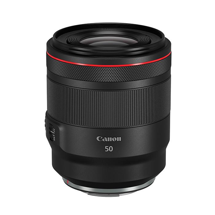 【納期約1~2週間】【お一人様1台限り】Canon キヤノン RF50mm F1.2L USM 交換レンズ