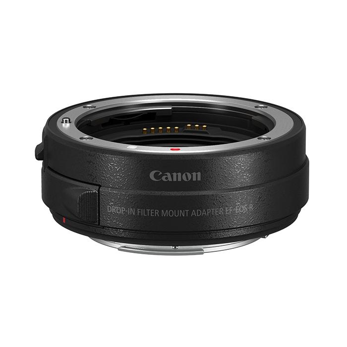 【2019年2月下旬発売予定】【お一人様1台限り】Canon キヤノン ドロップインフィルターマウントアダプター EF-EOS R 円偏光フィルターA付