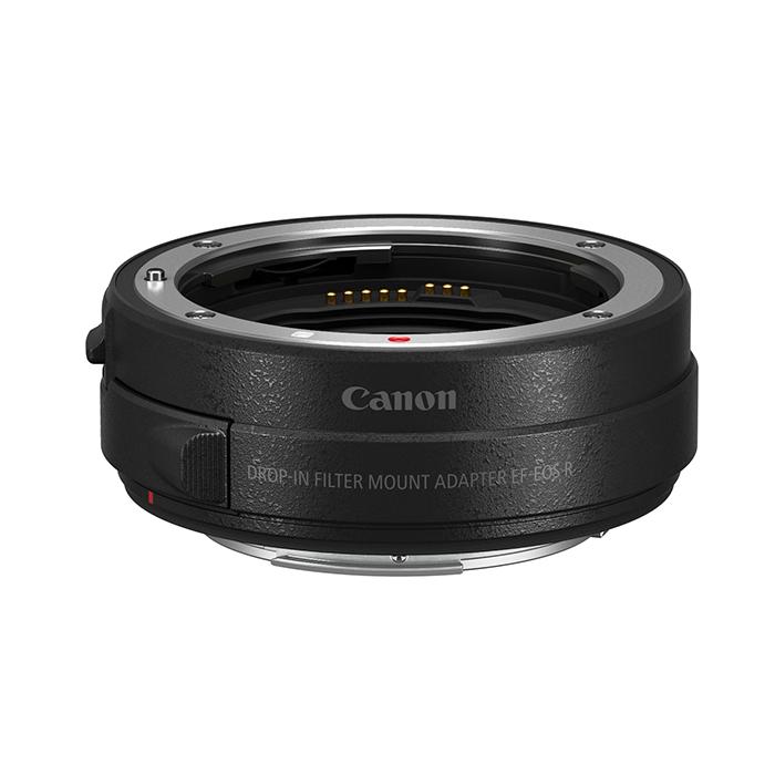 【納期約1~2週間】【お一人様1台限り】Canon キヤノン ドロップインフィルターマウントアダプター EF-EOS R 可変式NDフィルターA付