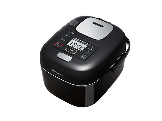 【納期約2週間】SR-JW058-KK Panasonic パナソニック 可変圧力IHジャー炊飯器 (3合炊き) シャインブラック SRJW058KK