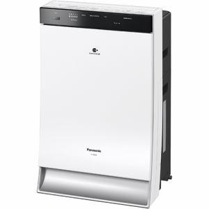 【納期約2週間】Panasonic パナソニック F-VXR90-W ナノイーX・エコナビ搭載 加湿空気清浄機(空清40畳まで/加湿24畳まで) ホワイト FVXR90W