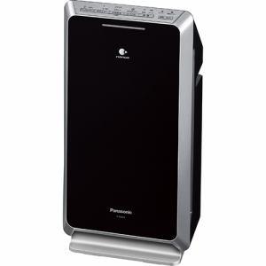 【納期約2週間】Panasonic パナソニック F-PXR55-K ナノイー・エコナビ搭載 空気清浄機(25畳まで) ブラック FPXR55K