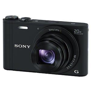 【納期約4週間】【お一人様1台限り】SONY ソニー デジタルスチルカメラ Cyber-shot(サイバーショット) DSC-WX350(B) DSCWX350B