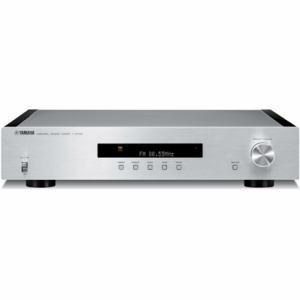 【納期約7~10日】TS-1100SP YAMAHA ヤマハ FM補完放送対応 ワイドFM/AMチューナー シルバーピアノブラック TS1100SP