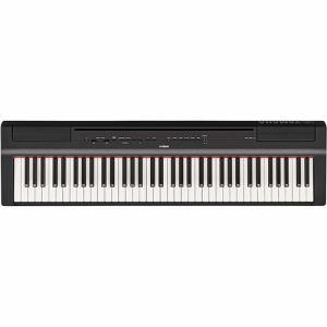 【納期約1~2週間】YAMAHA ヤマハ P-121B 電子ピアノ ブラック P121B