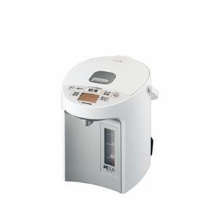 【納期約7~10日】ZOJIRUSHI 象印 CV-GT22-WA マイコン沸とうVE電気まほうびん 2.2L ホワイト CVGT22