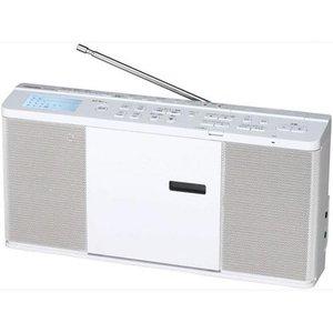 海外輸入 納期約3週間 TOSHIBA 東芝 TY-CX700 SD TYCX700 ワイドFM対応 専門店 USB CDラジオ ホワイト