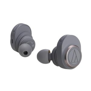 【納期約1~2週間】audio-technica オーディオテクニカ ATH-CKR7TW-GY 完全ワイヤレス Bluetoothイヤホン(グレー) ATHCKR7TWGY