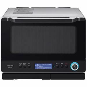 【納期約7~10日】【代引き不可】HITACHI 日立 MRO-W10X H コンベクションオーブン ヘルシーシェフ 30L 2段調理対応 メタリックグレー MROW10X