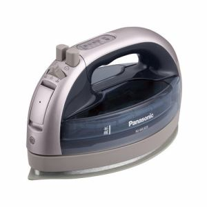 【納期約3週間】NI-WL605-S [Panasonic パナソニック] コードレススチームアイロン シルバー NIWL605S