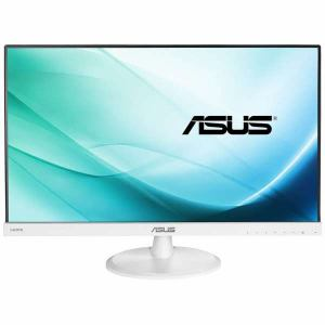 【納期約1~2週間】ASUS エイスース VC279H 27型ワイド LEDバックライト液晶モニター ホワイト VC279HW