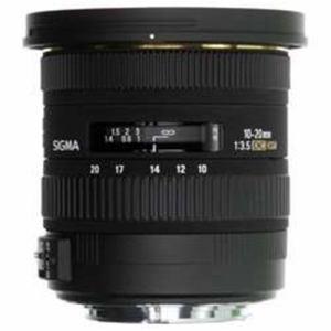 【納期約7~10日】SIGMA シグマ 交換レンズ 10-20mm F3.5 EX DC HSM (APS-C用canon キヤノンEFマウント)