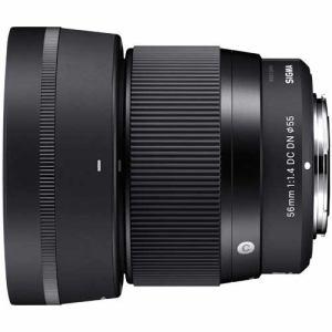 【納期約7~10日】◎SIGMA シグマ 56mm F1.4 DC DN Contemporary 交換レンズ マイクロフォーサーズ用
