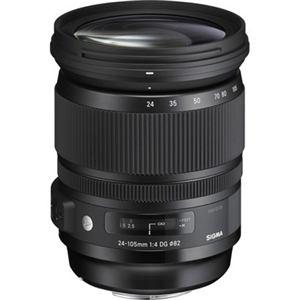 ◎【納期約2週間】SIGMA シグマ 24-105mm F4 DG OS HSM NA 標準ズームレンズ Nikon ニコンFマウント フルサイズ対応