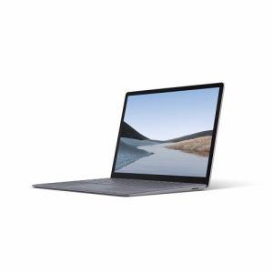 【納期約3週間】【お一人様1台限り】【代引き不可】Microsoft マイクロソフト VGY-00018 ノートパソコン Surface Laptop 3 13.5インチ i5/8GB/128GB プラチナ VGY00018