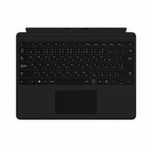 ◆【在庫あり翌営業日発送OK F-3】【お一人様1台限り】Microsoft マイクロソフト QJW-00019 Surface Pro X タイプカバー Surface Pro X キーボード ブラック QJW00019