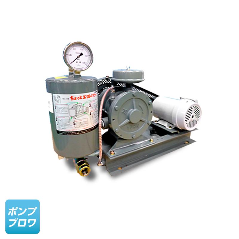 HC-501S全カバー(三相 200V 2.2kW)(東浜工業、東浜商事) ロータリーブロワ、オイル循環式、省エネ、静音、浄化槽ブロワー、浄化槽ポンプ、浄化槽エアーポンプ、浄化槽エアポンプ、ブロワー、ブロワ、ブロアー