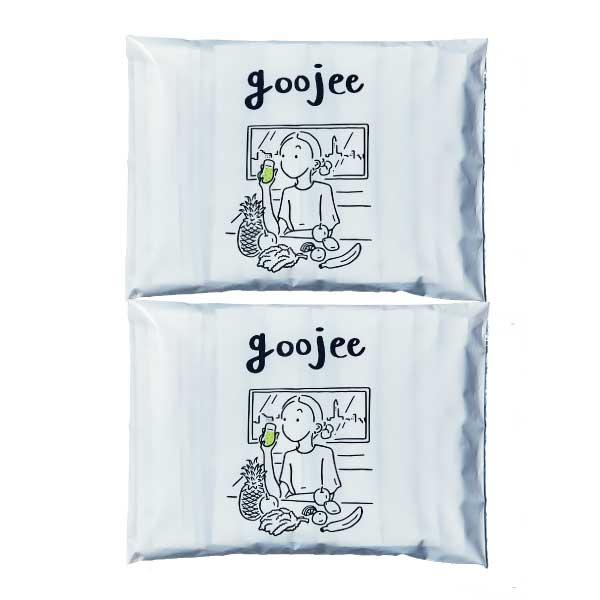 グージー2セット pupustore 本日の目玉 公式 2 まとめ買い特価 goojee-グージー-