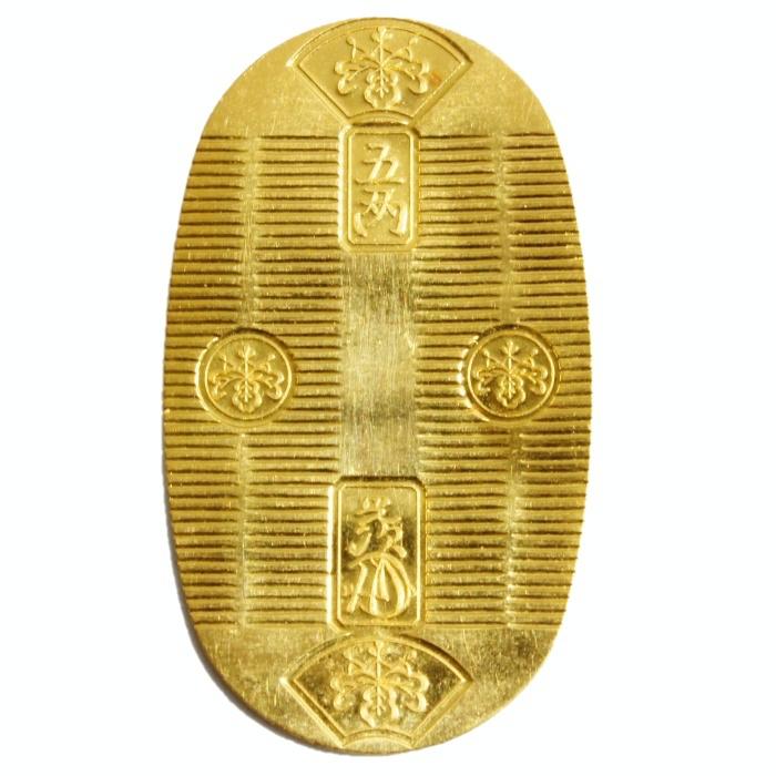 養老乃瀧 K24 純金小判 4.65g