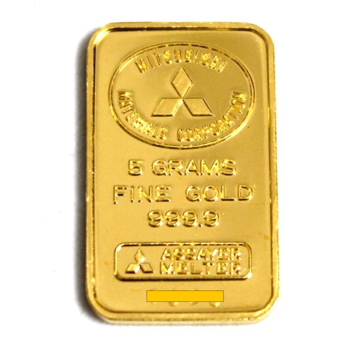 インゴット 10g ゴールドバー (40562) 純金 24金 ingot 徳力本店