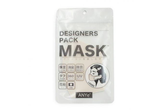 エニーマスク レディース 洗えるマスク 全商品オープニング価格 布マスク 抗菌 高密度 日本製 消臭 肌に優しいマスク 仕事用 学校用 クリーム 50回洗える 保湿 デザイナーズパック UVカット 定価 マスク荒れ予防 マスク ANYe