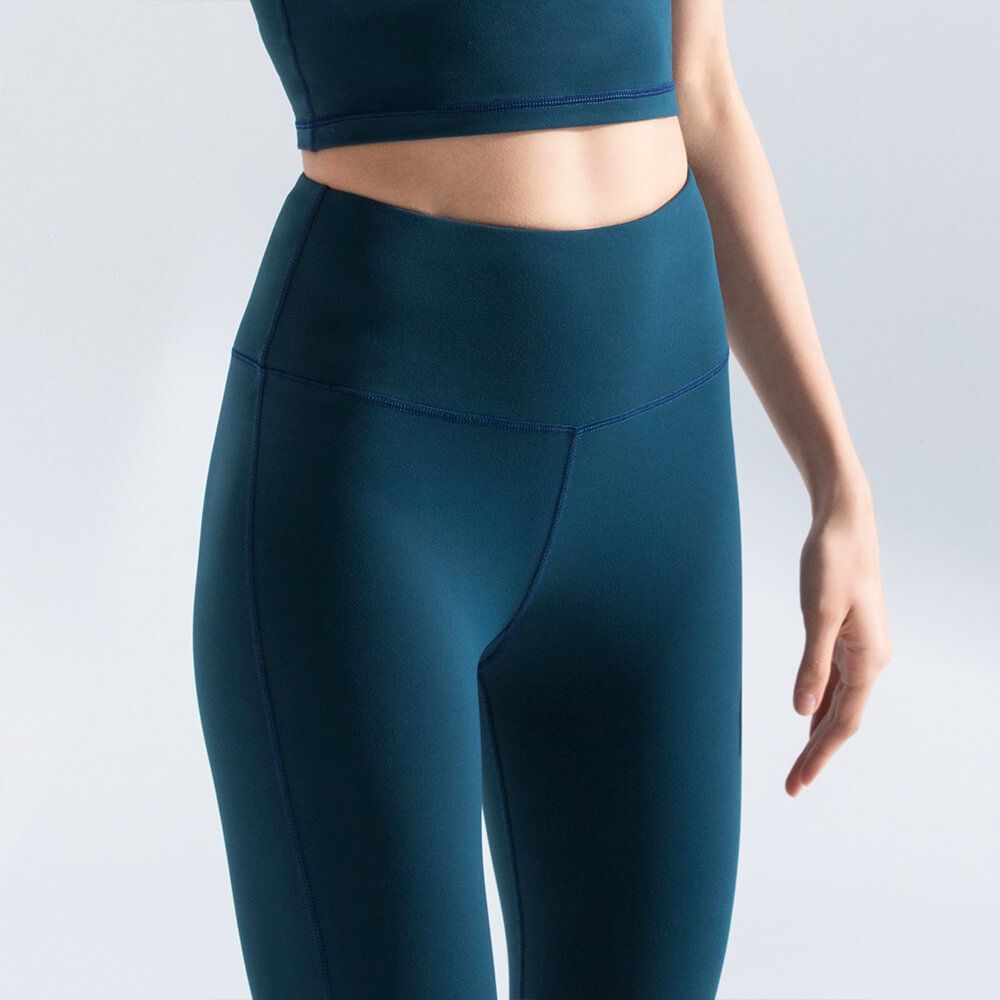 555567ab2f6f6b Puravida: [AUMNIE] High waist ankle crop (cropped pants for the ...