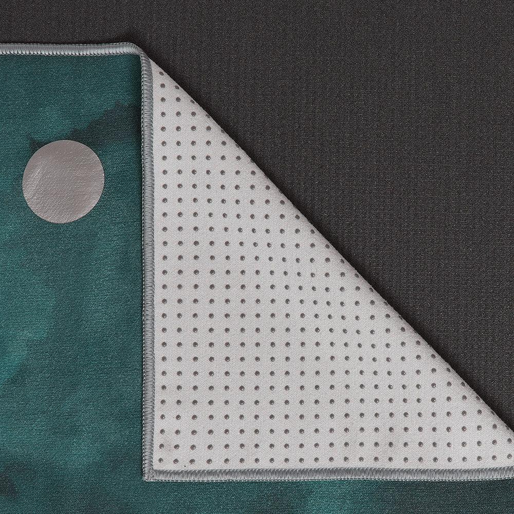 Puravida: Yoga Rag Yoga Towel [Yogitoes] R Skidless Lunar