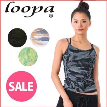 [Loopa] ストレッチキャミソール