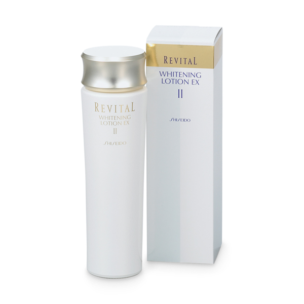 【資生堂 リバイタル ホワイトニングローションEX 2 130ml】化粧水(ローション)