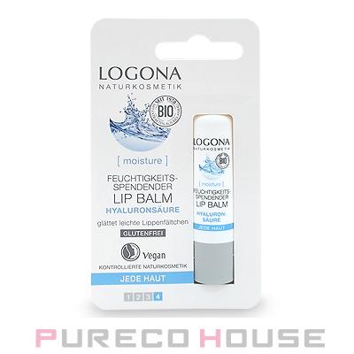 送料無料限定セール中 メール便可 LOGONA ディープモイスチャーリップクリーム《ヒアルロン》4.5g ロゴナ メーカー再生品