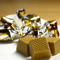 マーケット この甘さがクセになる 生キャラメルチョコレート250g 激安超特価